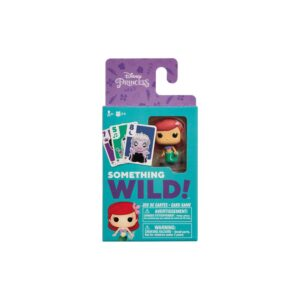 Something Wild! The Little Mermaid Card Game
