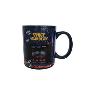 Space Invaders - Heat Change Mug