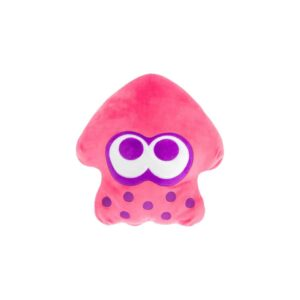 Splatoon - Mocchi-Mocchi Mega Pink Neon Squid Plush