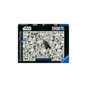 Star Wars - Darth Vader & Stormtroopers Puzzle 1000pcs